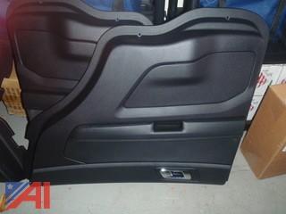 (#124) Rear Door Panels