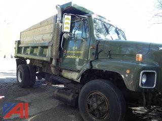 1990 International 2674 Dump Truck