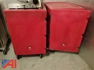 Insulated Food Holding Containers
