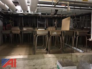 Metal Student Desks