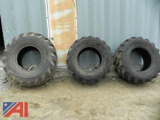 19.5L-24 Loader Grader Tires