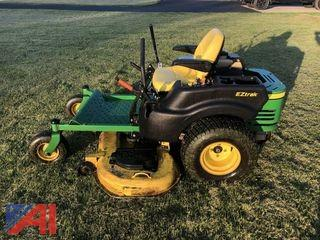 "2014? John Deere Z445 EXtrak 54"" Zero Turn Mower"