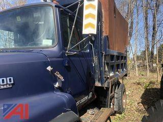 1993 Ford LN8000F Dump Truck