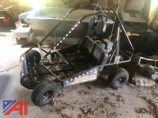Two Seater Go Cart
