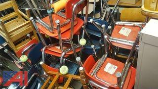 Various Student Chairs