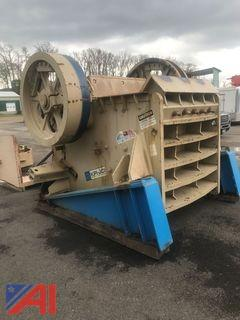 30 x 55 KPI-JCI Jaw Crusher