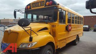 2008 International BE 200 School Bus