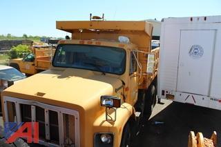 1997 International 2654 Dump Truck