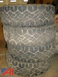 Goodyear Wrangler 245-75-16 Tires
