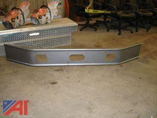 International Hendrickson Truck Bumper