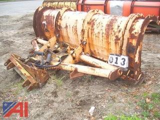 Frink 10' Reversible Plow