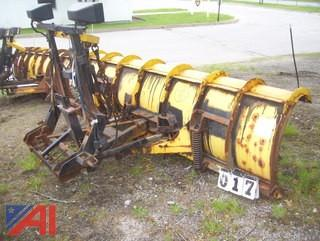 Fisher 9' Minute Mount Plow
