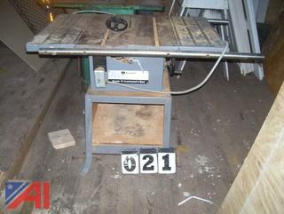 Delta Rockwell 10 Table Saw