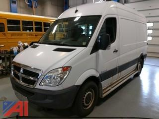 2008 Dodge Sprinter 2500 Van