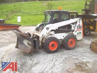 2008 Bobcat S160 Skid Steer