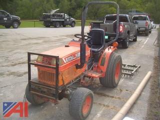 1993 Kubota B1750 HSD Tractor