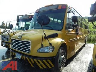 (#302) 2008 Freightliner Thomas B2 School Bus