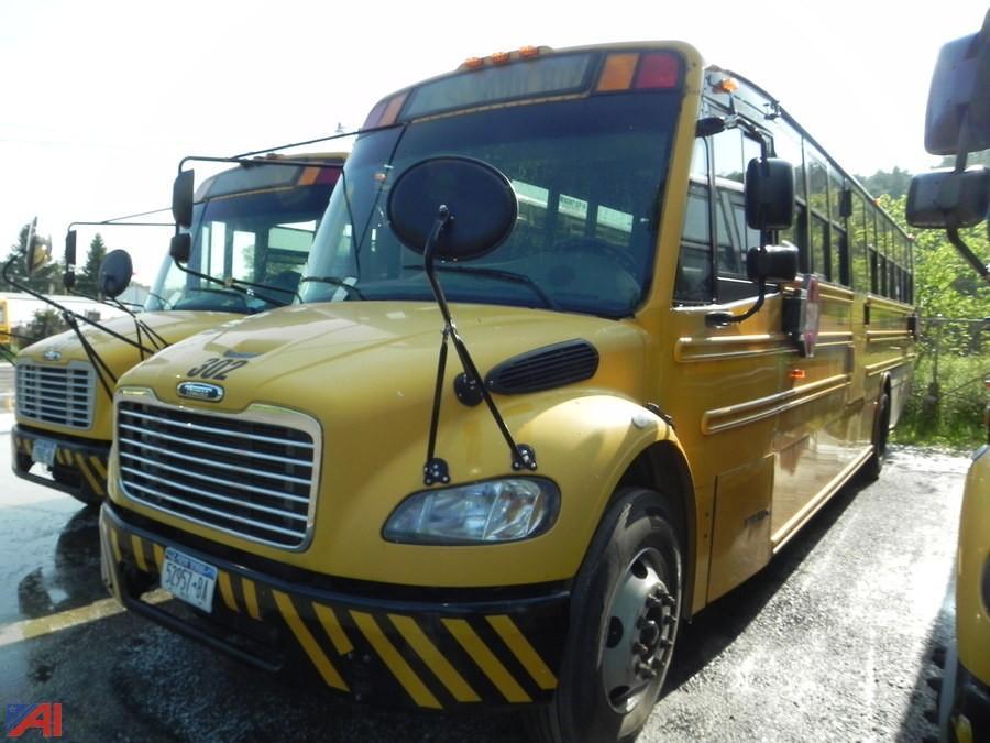 Business Surplus (Birnie Bus-Kingston), NY  #18014