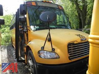(#255) 2007 Freightliner Thomas B2 School Bus