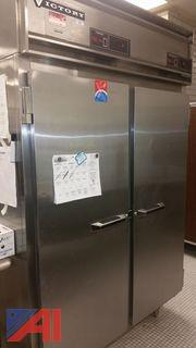 Victory Double Door Cooler/Freezer