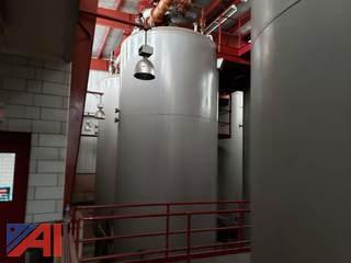 Carbon Steel Vertical Tanks
