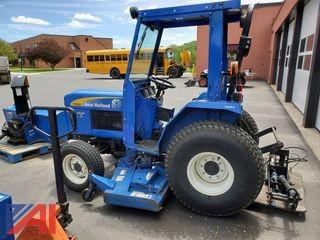 2009 New Holland T1520 Mower with Attachments