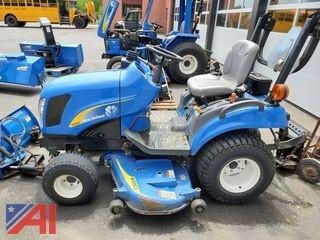 2008 New Holland T1030 Mower with Attachments