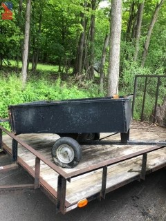 Lawn Trailer Cart