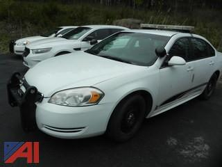 2010 Chevy Impala 4 Door/Police Interceptor
