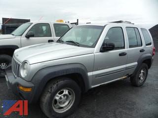 **UPDATED** 2002 Jeep Liberty SUV