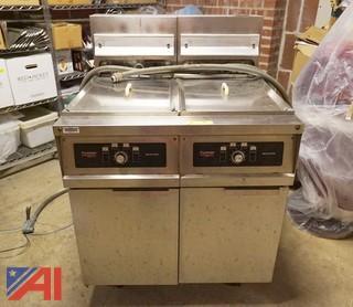 Frymaster Double Electric Deep Fryer