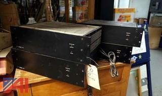 Rauland Fax120 120W Amplifiers