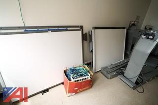 Unassembled Smart Boards