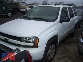2005 Chevy Trailblazer SUV
