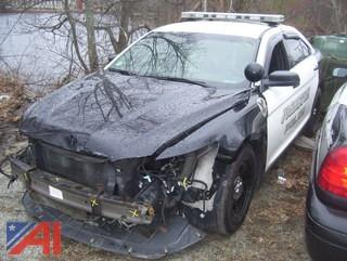 2013 Ford Taurus Sedan/Police Vehicle