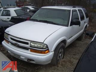 2003 Chevy Blazer SUV