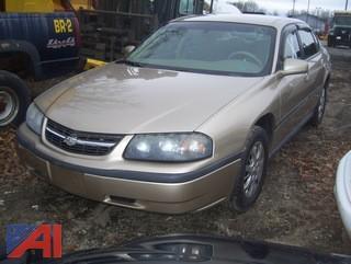 2005 Chevy Impala Sedan