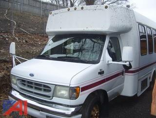 2001 Ford F450 Terra Transit Wheelchair Bus (Parts Only)