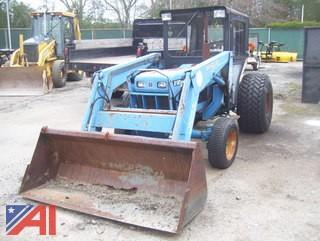 2000 Ford New Holland 2120 Tractor