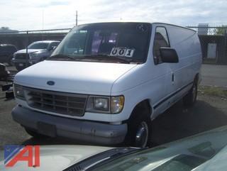 1995 Ford E250 Van