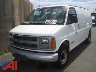 2000 Chevy Express 3500 Van