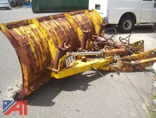Reversible Grader Plow