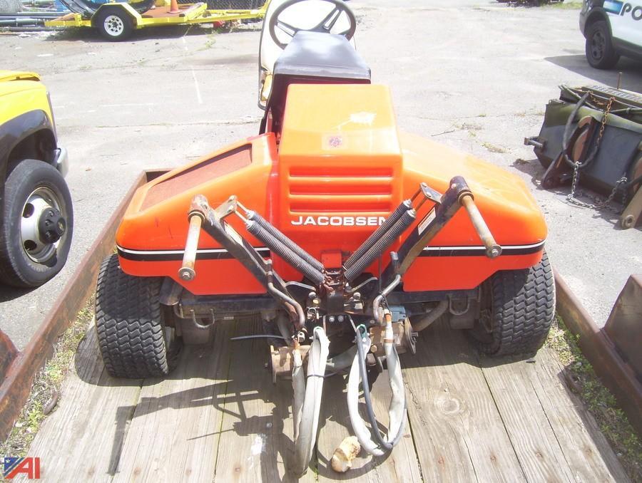 Jacobsen 1900d Parts