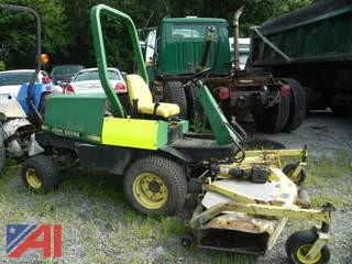 "(#5a) John Deere F1145 Tractor with 72"" Front Mower Deck"