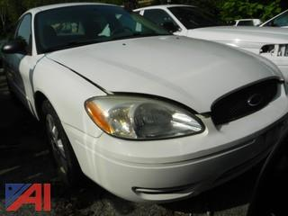 2006 (#12) Ford Taurus SE 4 Door
