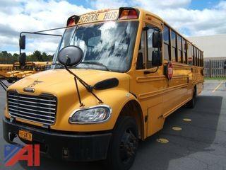 2011 Freightliner Thomas B2 Wheelchair School Bus
