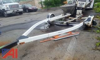 16' Capri Boat Trailer (Parts Only)