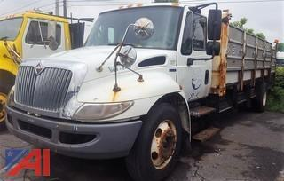 2009 International Dura Star 4300 Recycling Truck (Parts Only)