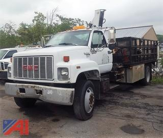 1993 GMC Top Kick 6500 Boom Truck