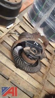 Differential for a International Truck